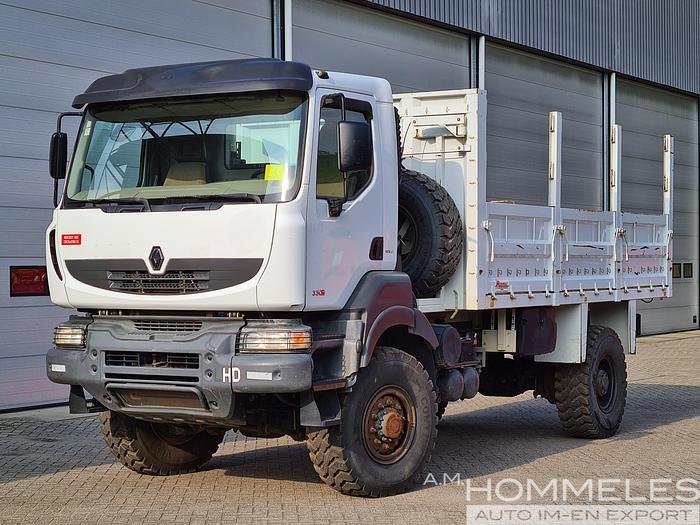 Used 2014 Renault Kerax 4x4