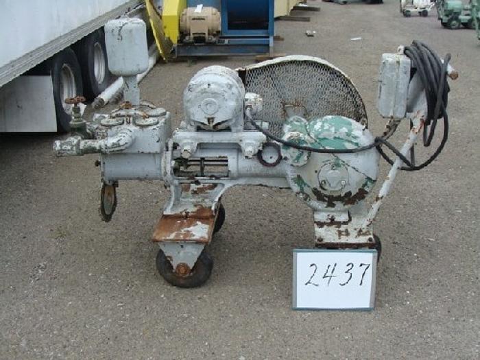 Used Healdsburg Model 155 Pump