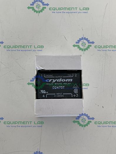 Crydom  D2475T Solid State Relay 75A, 3-32VDC, 240V