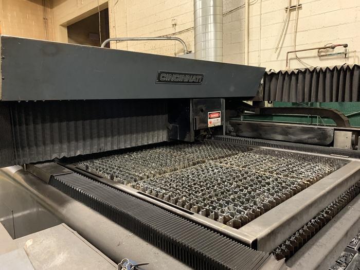 Cincinnati CL-7A Laser Cutting Machine