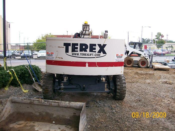 2002 TEREX TB-42 4X4