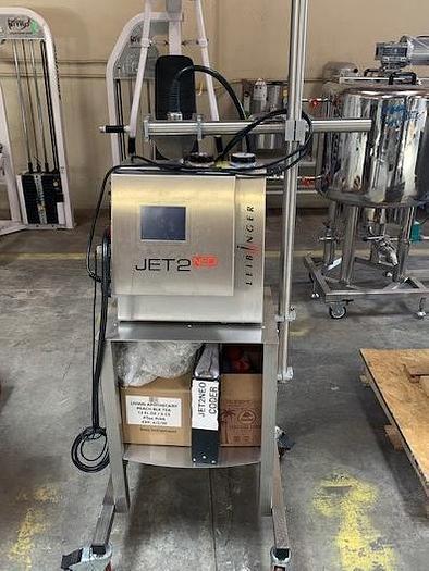 2018 Leibinger Jet 2 Neo Ink Jet Printer