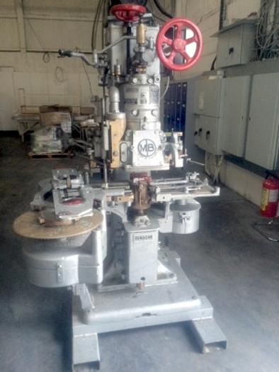 METAL BOX MB6 Vacuum CAN SEAMER