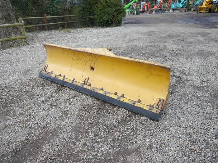 Used Bunce Front Mounted Snow Plough