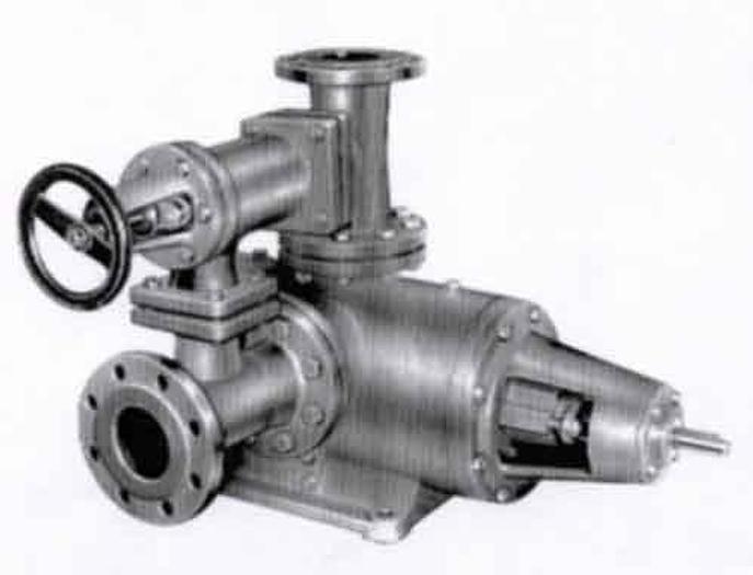 Used Pompa śrubowa 3T13H - TGL17-74981