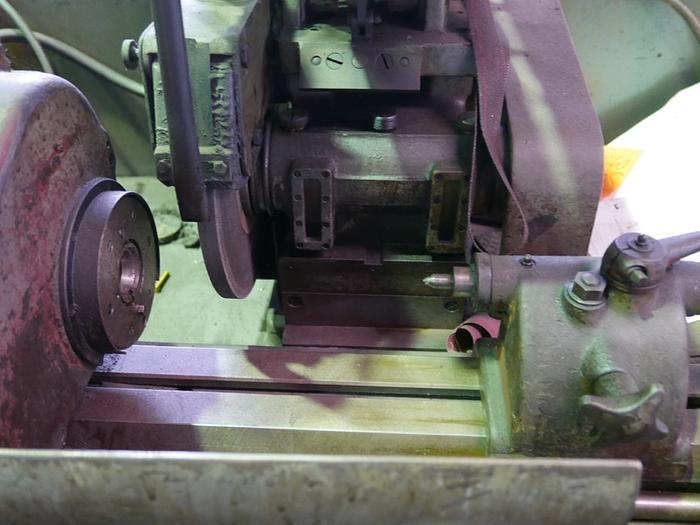 Aussenrundschleifmaschine SCHAUDT RFH 500