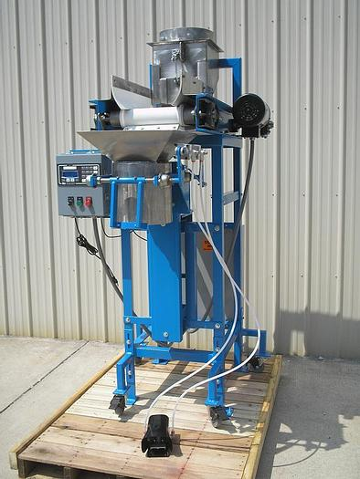 Used NEW OPEN MOUTH BAGGER WITH CONVEYOR FEED (#9778)