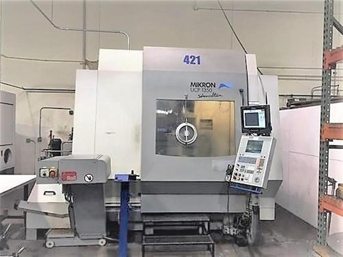 Used 2002 Micron UCP 1350