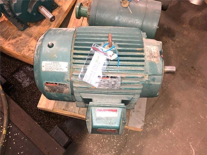 RELIANCE ELECTRIC 25HP MOTOR
