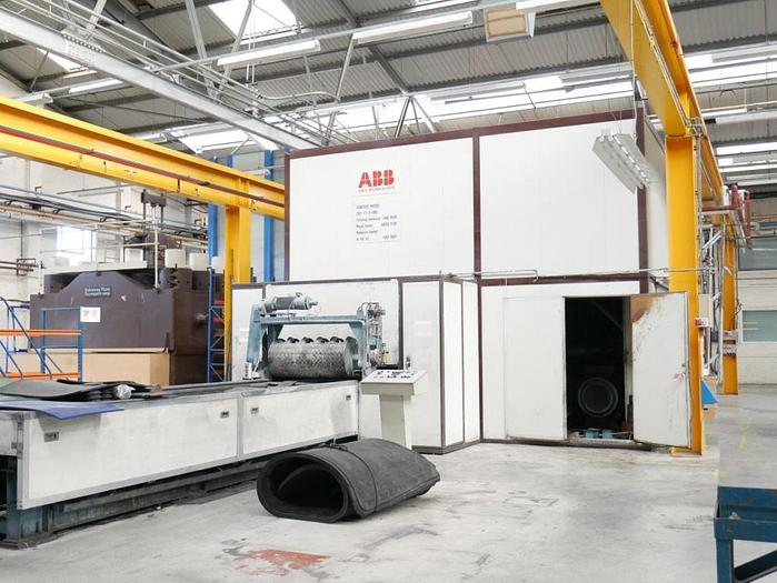 Used ABB Quintus fluid cell press