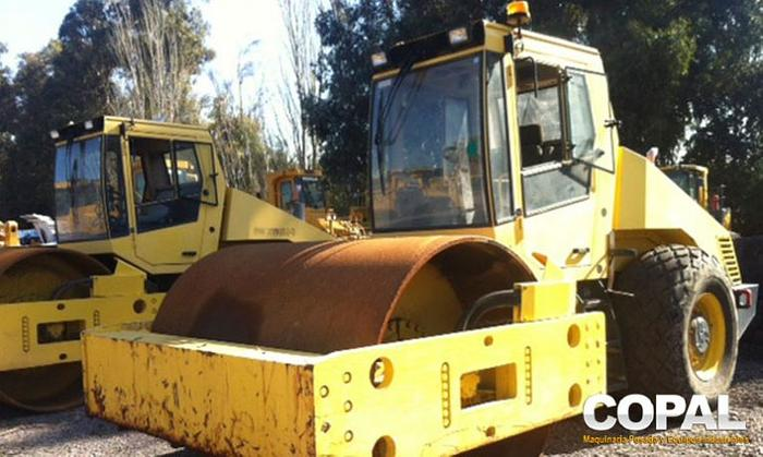 2004 Bomag 219DH-3