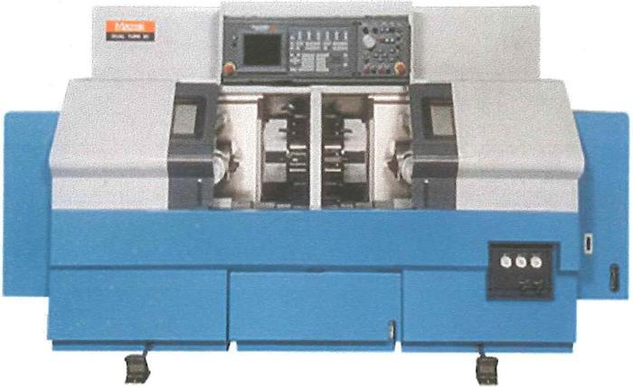 Used MS95  Mazak Multiplex 6200 Y
