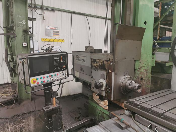Gebraucht 1990  CNC Tischbohrwerk  TOS WHN 10 CNC
