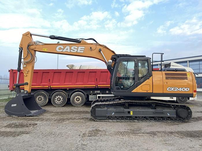 2020 CASE CX 240D