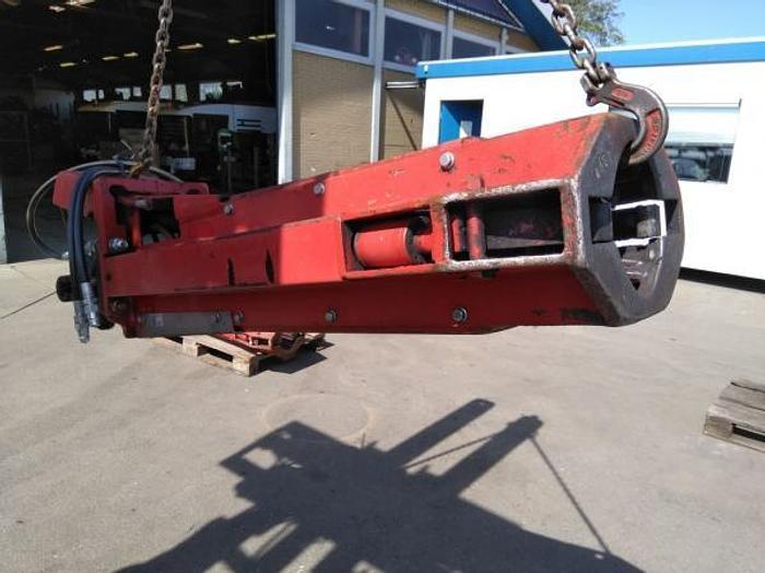 Gebruikt Kinshofer 920-12 container discharger