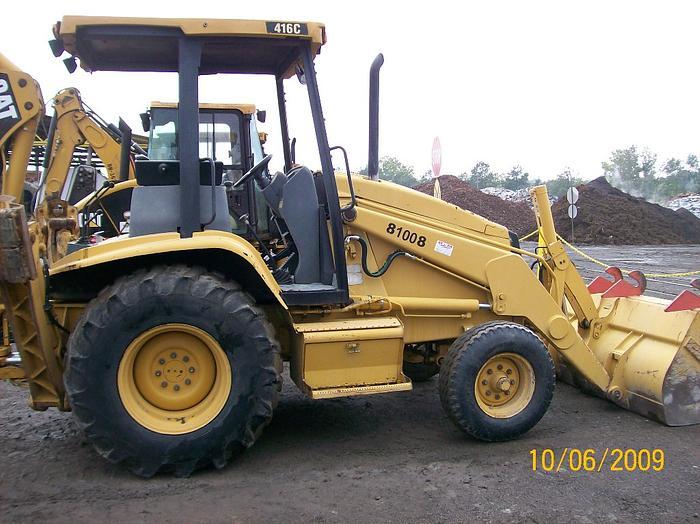 1997 CAT 416C