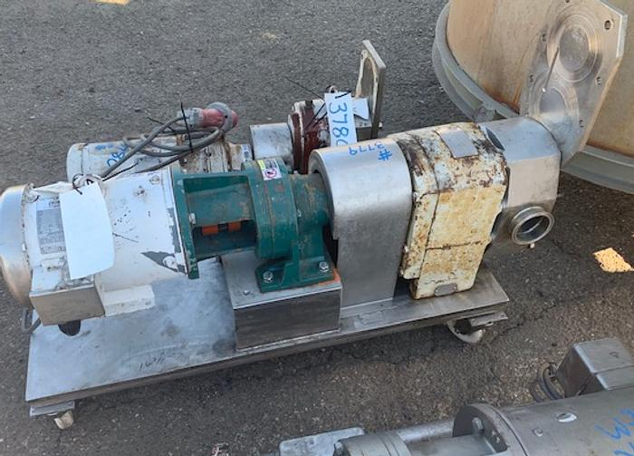 Crepaco Model R6R Positive Displacement Pump