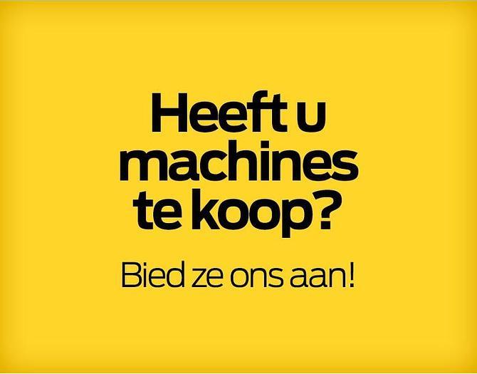 Used Te Koop gevraagd