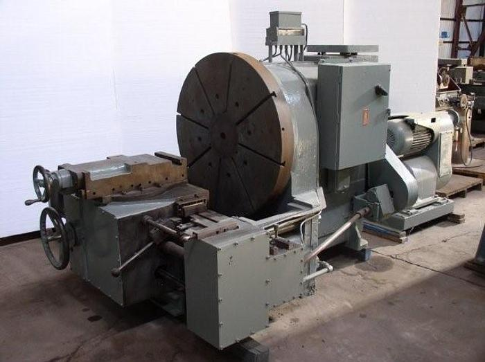"Used 52"" Star Facing Lathe"