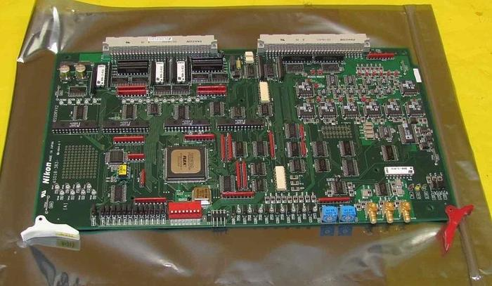 Used Nikon 4S018-383 Driver Board RSSDRVX2 PCB Card NSR-S202A Scanner Used Working