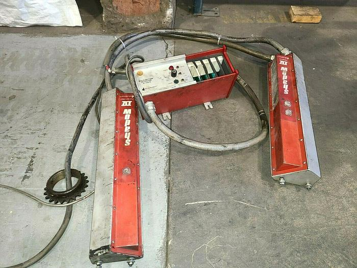 Used Honeywell Light Curtain Machinery Safety Gate Malfunction Detector