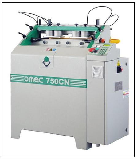Omec 750CN SELF-ACTING MILLING MACHINE FOR DOVETAIL JOINTS