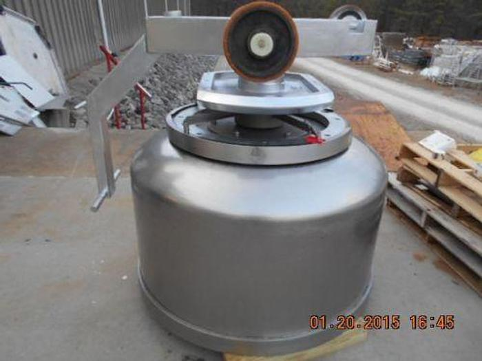 Used VMI SPIRAL MIXING BOWLS FOR SPI600
