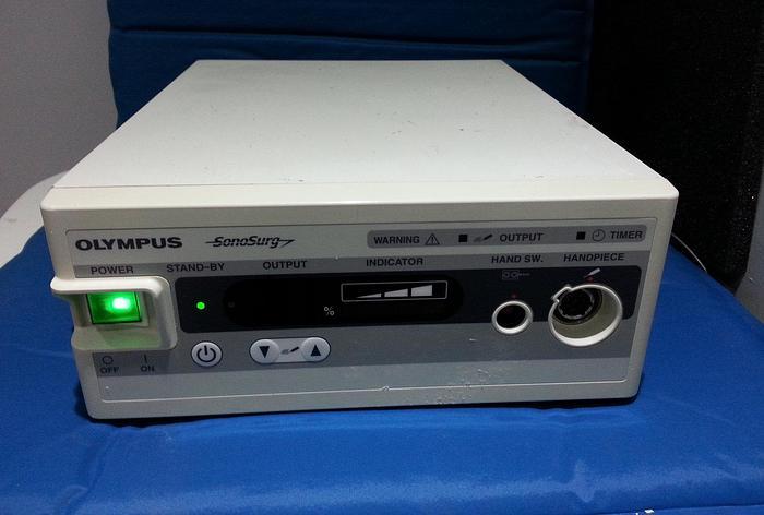 Gebraucht Olympus SonoSurg-G2 HF Chirurgie Generator mit Fußschalter