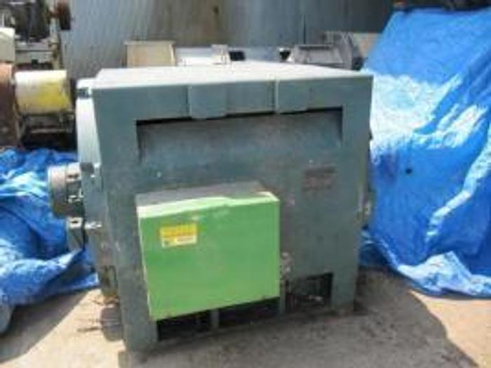 Used 800 HP GENERAL ELECTRIC 2300V 600 RPM SYNCHRONOUS MOTOR