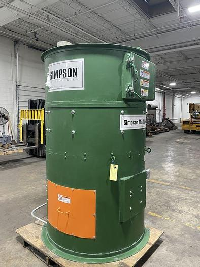 Used SIMPSON 1F MIX MULLER
