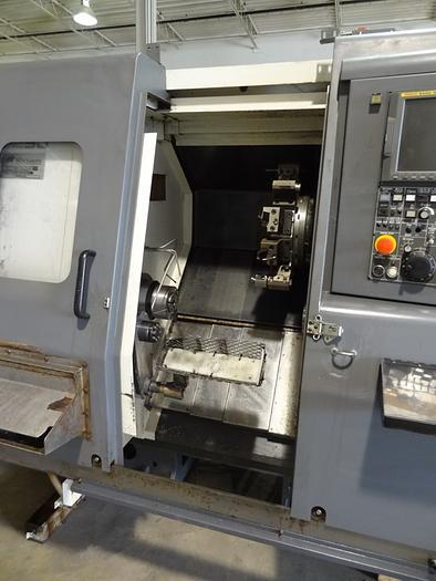 NAKAMURA TOME SC250 CNC LATHE W/SUB SPINDLE 2005