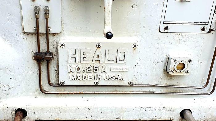 Heald 25A Rotary Surface Grinding Machine