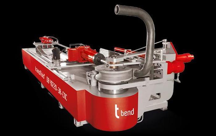 Transfluid Large CNC mandrel tube / pipe bending machines