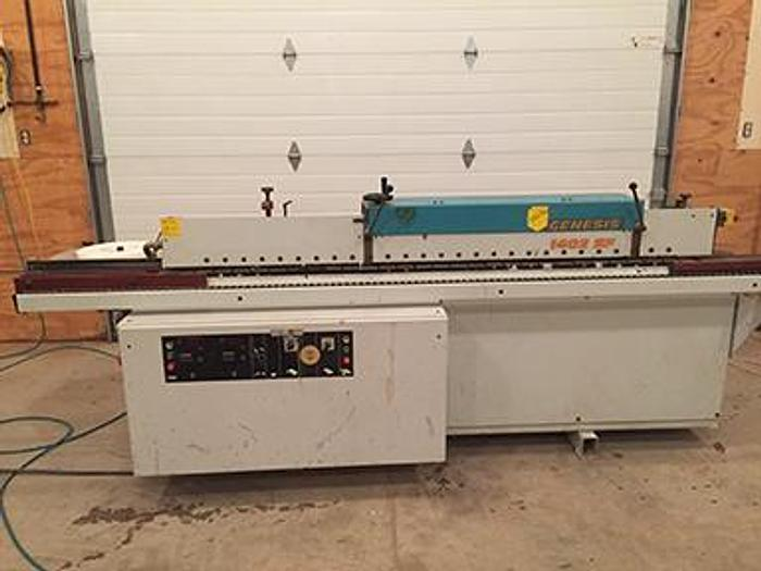 Used Holz-Her 1402 SF Edgebander