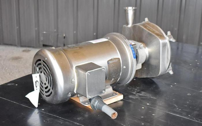 USED FRISTAM CENTRIFUGAL PUMP, FPX 732-135, SANITARY