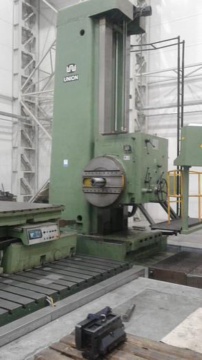 Used Wytaczarka CNC Union BFP 160
