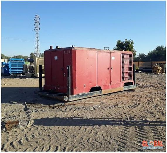 Used Item 0537 : 1997 Ingersoll-Rand XHP 900/350 Air Compressor