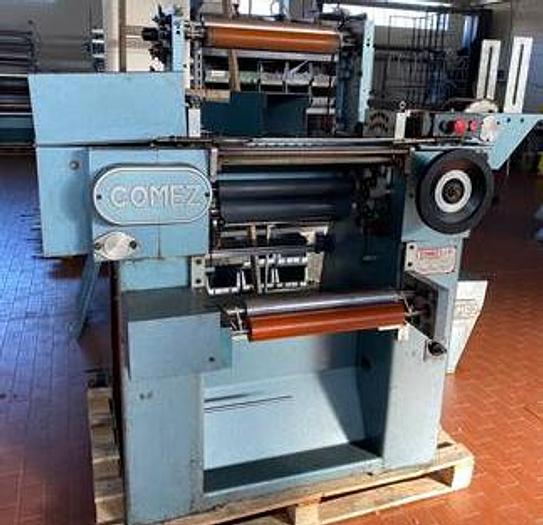 Used CROCHET KNITTING MACHINE COMEZ 407