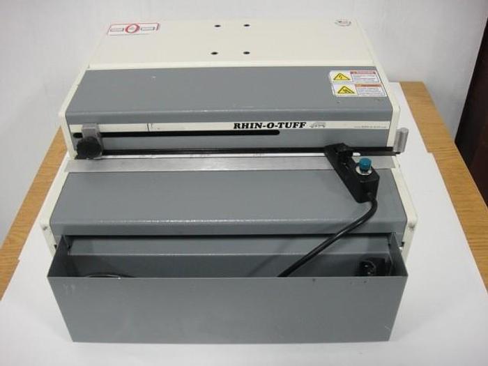 Used Rhin-O-Tuff HD 6500 Heavy Duty Electric Punch