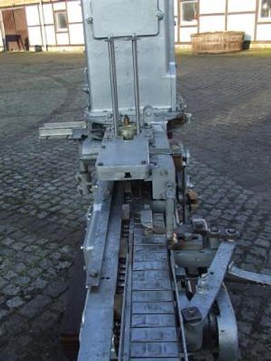 Używane Próżniowa zamykarka konserw FMC 226 model Cameron