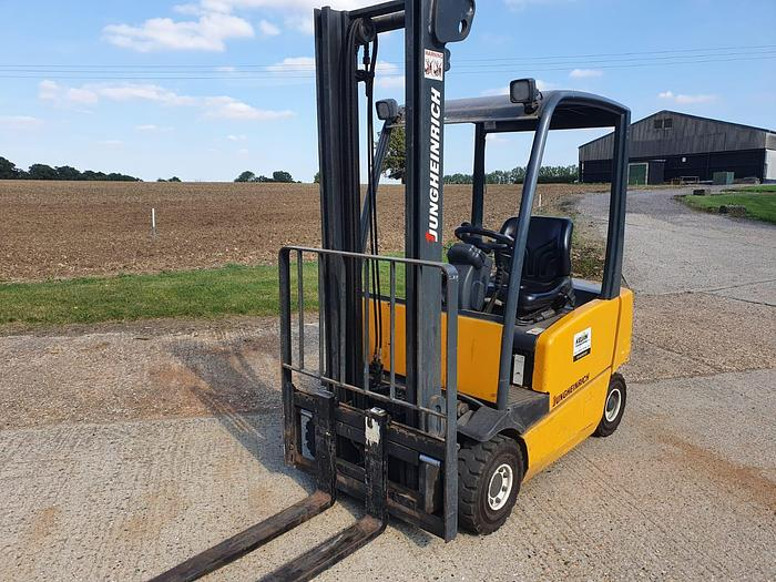 Used Jungheinrich Electric Forklift For Sale