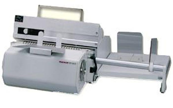 Renz DTP340A Semi-Automatic Electronic Desk-Top Punch