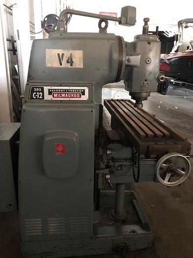 Kearney & Trecker 205 C-12