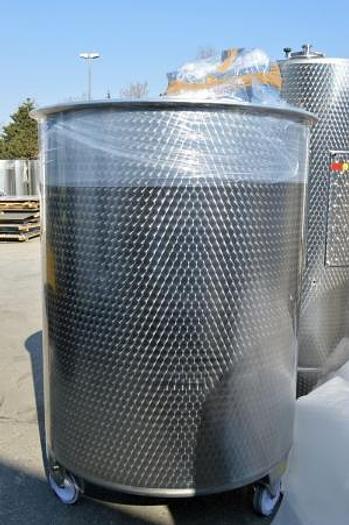 Letina 530 gallon mix tank