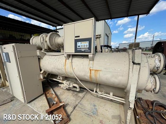 Used 260 TON McQuay Centrifugal Water Chiller Model PEH063
