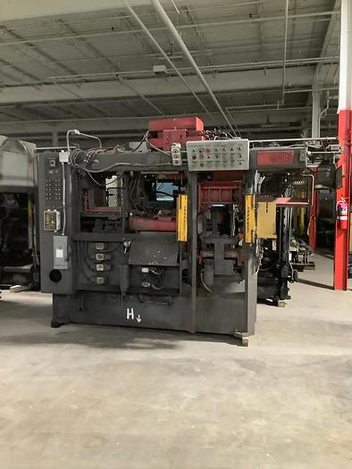 Used HUNTER HMP10 AUTOMATIC MOLDING MACHINE