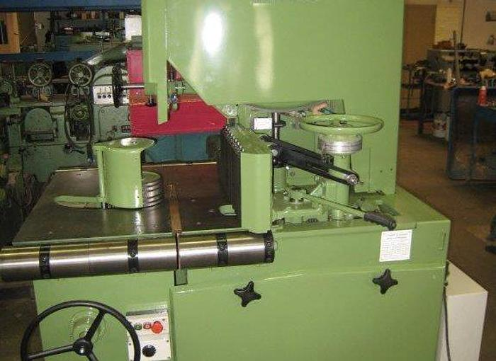 Used Bandsaw Stenner VHM 36, 100mm Saw blade