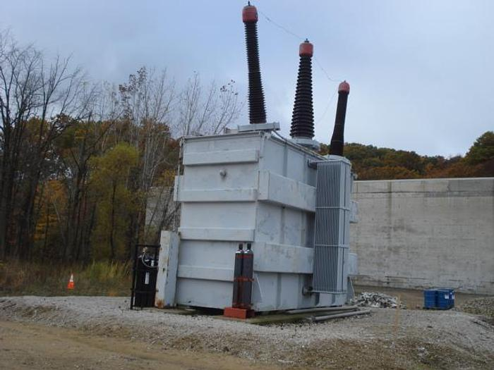 General Electric 9500 KVA Transformer