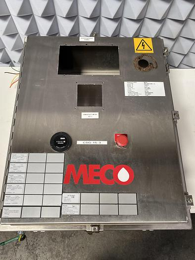 """Used Hoffman  30"""" x 24"""" x 10"""" A30H2410SS6LP Stainless Steel Enclosure"""