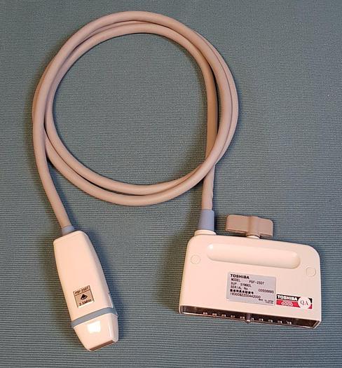 Gebraucht Toshiba PSF-25DT Kardio Sonde